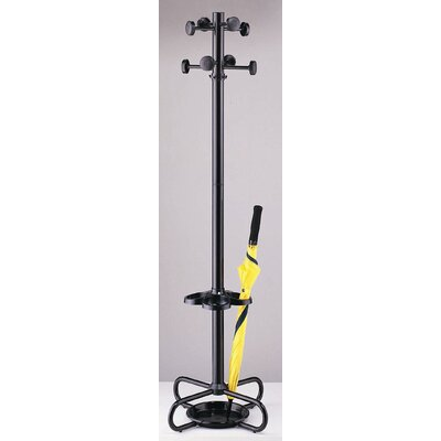 LCT Coat Rack with Umbrella Stand by Magnuson Group