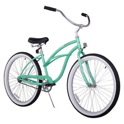 Women's Urban Lady Beach Cruiser Bike by Beachbikes