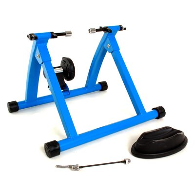 Indoor Bicycle Cycling Trainer Exercise Stand by Conquer