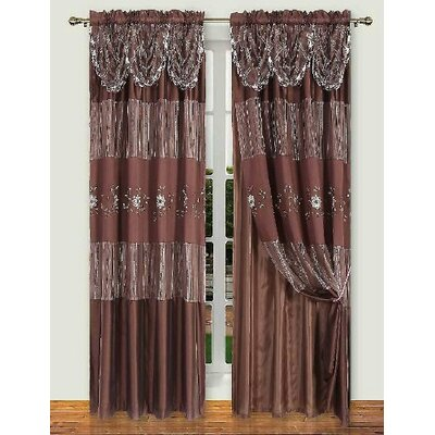 Monte Carlo Single Curtain Panel Product Photo
