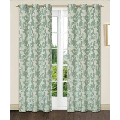 Pali Single Curtain Panel Product Photo