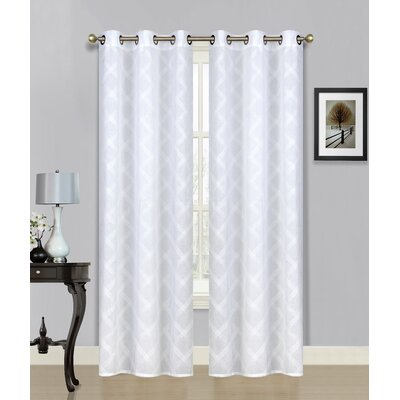 Katherine Curtain Panels (Set of 2) Product Photo
