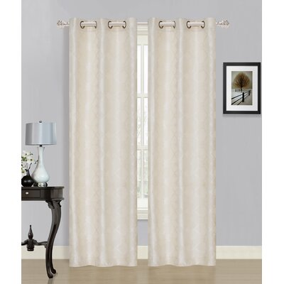 Medina Curtain Panel (Set of 2) Product Photo