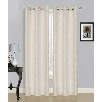 Medina Curtain Panel (Set of 2) Product Photo