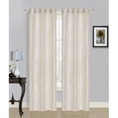 Tree of Life Curtain Panel (Set of 2) Product Photo