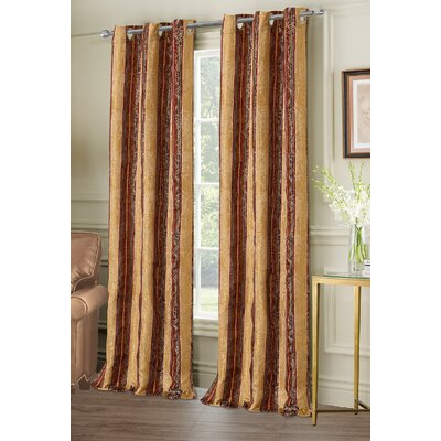 Savannah Curtain Panel (Set of 2) Product Photo