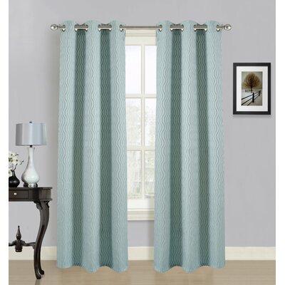 Swirl Curtain Panel Product Photo