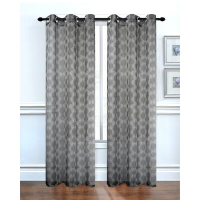Lace Delight Curtain Panel (Set of 2) Product Photo