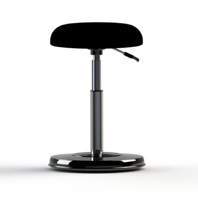 Kore Design Height Adjustable Everyday Chair with Hydraulic Pedestal
