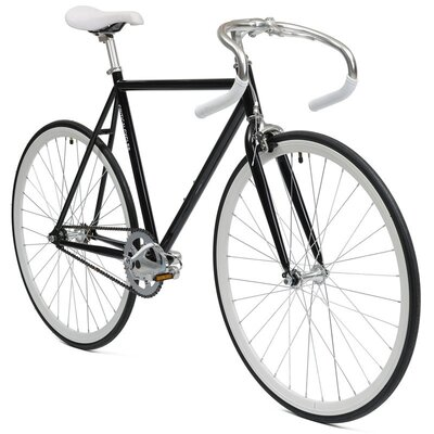 Pista Fixed-Gear/Single-Speed Urban Road Bike by Critical Cycles