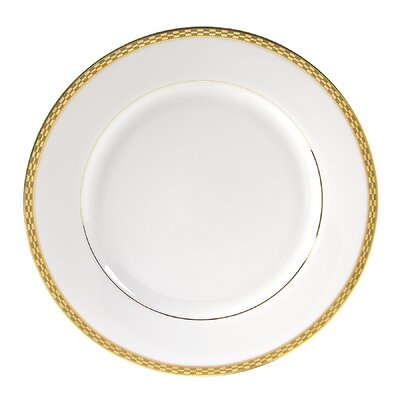"Ten Strawberry Street Athens 10.63"" Dinner Plate"