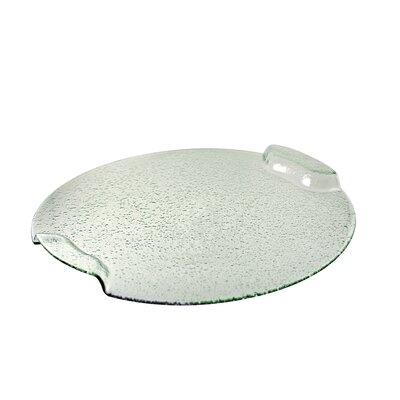 """Ten Strawberry Street Deco 16"""" Round Platter"""