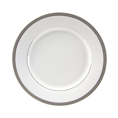 """Ten Strawberry Street Luxor 10.625"""" Dinner Plate"""