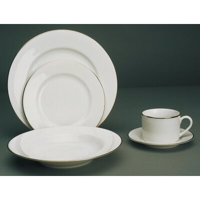 Gold Line Dinnerware Collection by Ten Strawberry Street