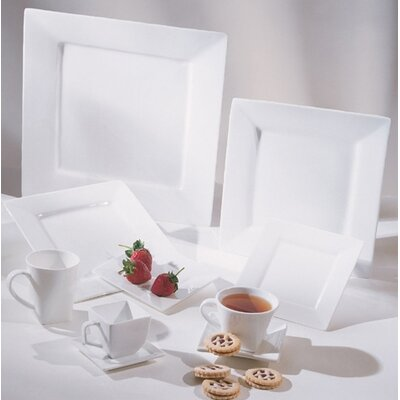 Whittier Square Dinnerware Collection by Ten Strawberry Street