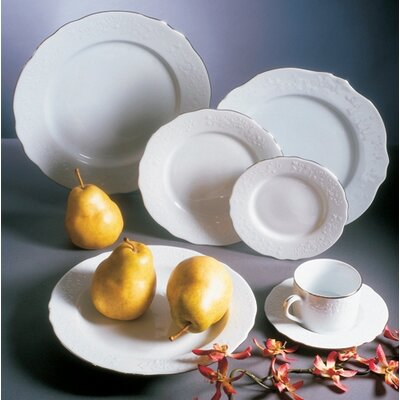 Vine Silver Dinnerware Collection by Ten Strawberry Street