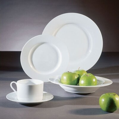 Ten Strawberry Street Z-Ware White Dinnerware Collection