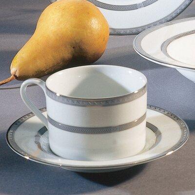 Ten Strawberry Street Sophia 8 oz. Teacup and Saucer