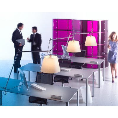 "Artemide Tolomeo Mega 79.2"" H Table Lamp with Empire Shade"