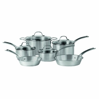 Maze 10-Piece Cookware Set by Gordon Ramsay