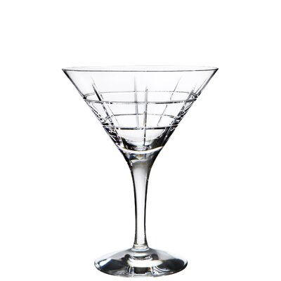 Street Martini Glass by Orrefors