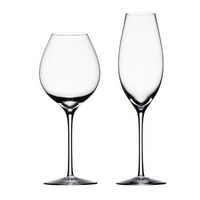 Orrefors Difference Champagne Flute