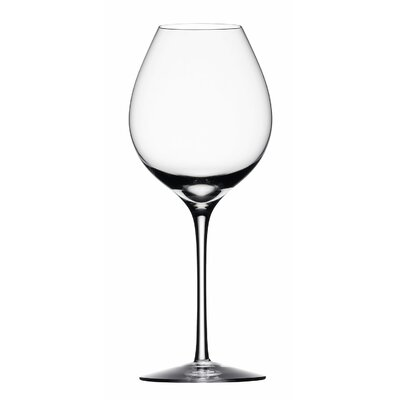 Difference Crisp White Wine Glass by Orrefors