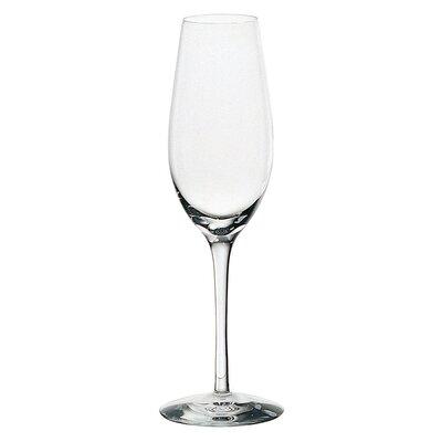 Merlot Champagne Flute by Orrefors