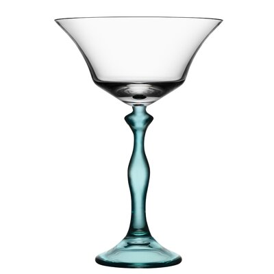 Two Of Us Coupe Woman Champagne Glass by Kosta Boda