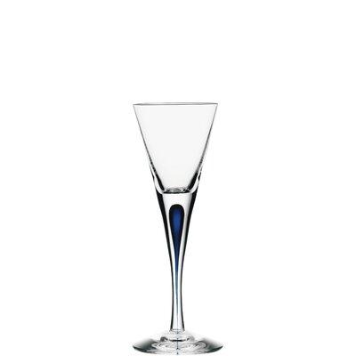 Intermezzo Snaps Glass by Kosta Boda