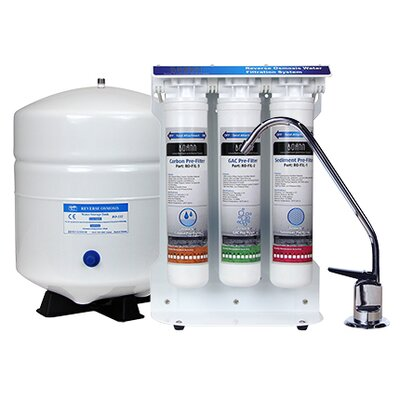 Reverse Osmosis 5-Stage Water Filter System Product Photo