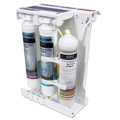 Reverse Osmosis 6-Stage Water Filter System Product Photo