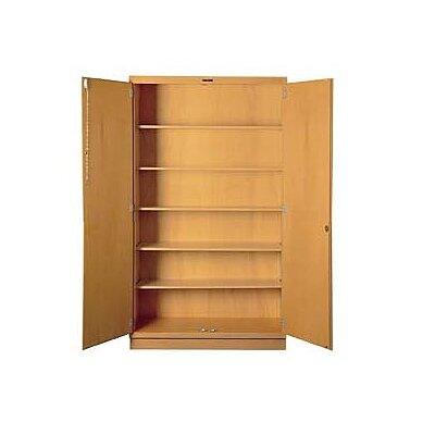 Shain Tall Storage Cabinet