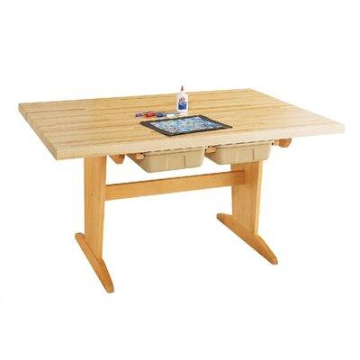 Shain Pedestal Table