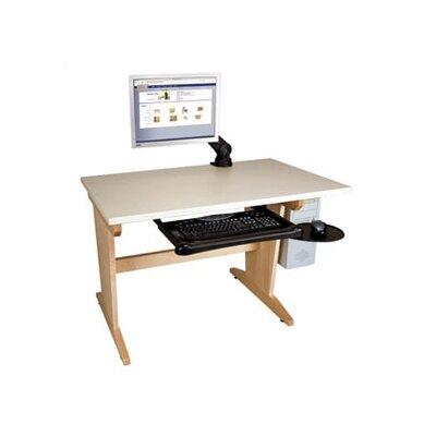 "Shain Computer Aided Design Art 48""W x 30""D Drafting Table"