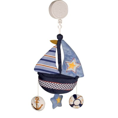 Lambs & Ivy Sail Away Musical Mobile