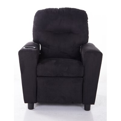 Microfiber Comfortable Kids Recliner by Mochi Furniture