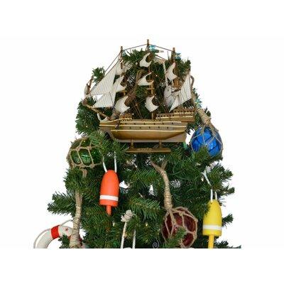 Music Christmas Tree Topper Ship Christmas Tree Topper