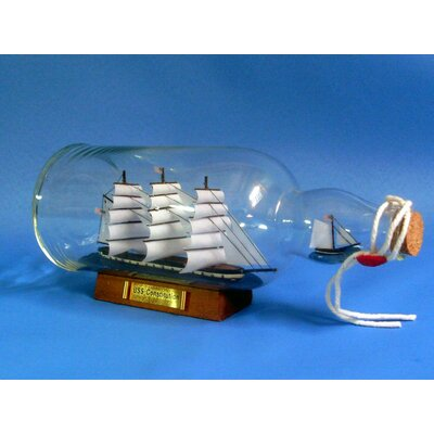 Handcrafted Nautical Decor USS Constitution Model Ship