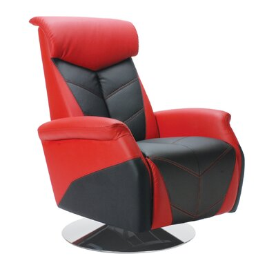 Racing Style Recliner Chair by Pit Stop Furniture