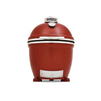 Kamado Joe ClassicJoe Stand Alone Grill with Heat Deflector