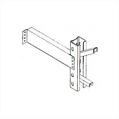 Penco Rigid Wall Brackets, 12 Ga.