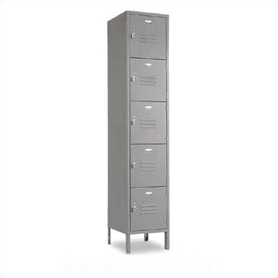 Penco Vanguard Box Locker, 5 Tier