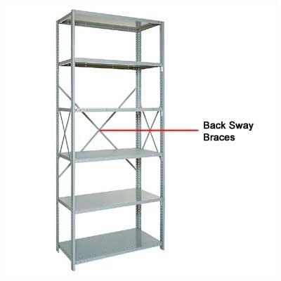Penco Clipper Parts - Back Sway Braces (Pair)
