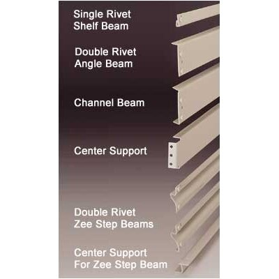 Penco RivetRite Parts - Standard Double Rivet Angle Beams