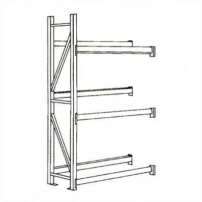Penco Tire Rack Units - Basic Units, Single Entry