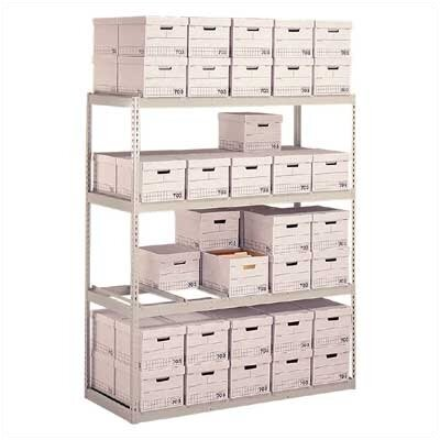 Penco Record Storage 3 Shelf Shelving Unit Starter