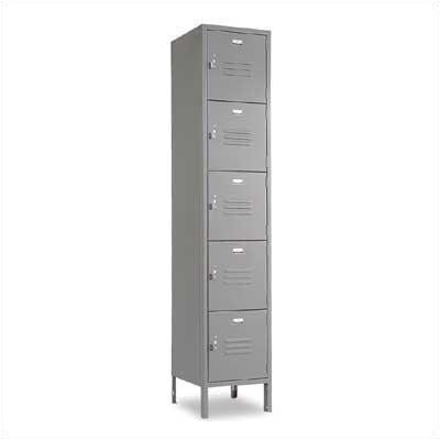 Penco Vanguard 5 Tier 1 Wide Box Locker