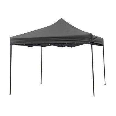 10 Ft. W x 10 Ft. D Canopy by Trademark Innovations