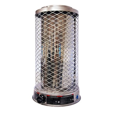 100,000 BTU Portable Natural Gas Radiant Tower Heater by Dyna-Glo
